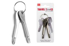 Travel Tools Keys: Its super light and convenient, allows you to travel with your tools with ease.