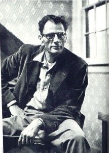 Arthur Miller: (October 17, 1915 – February 10, 2005)   --     Arthur Miller wrote many plays, including The Crucible and Death of a Salesman.