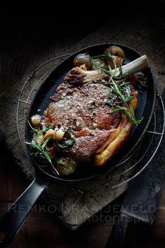 Sirloin Steak (Dry Aged Meat)