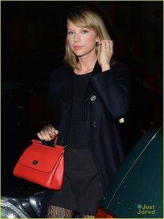 Taylor Swift's BFFs Karlie Kloss & Jaime King Attend Oscars 2015 Party!