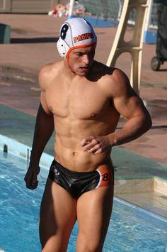 Hot Men in Speedos & Triathlon gear