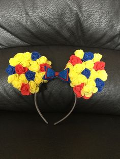 Excited to share the latest addition to my #etsy shop: Snow White theme Disney ears