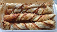 Marmite cheese straws
