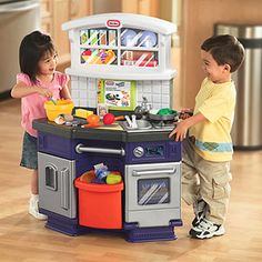 Little Tikes Play Smarter Cook N Learn Kitchen Little Mommy