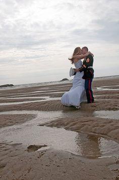 Marine Corps Wedding Photos