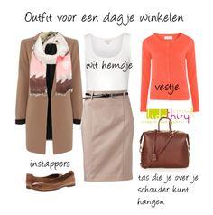 Zo wordt winkelen een stuk leuker | winkel-outfit | www.lidathiry.nl |