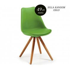 ↠ Plan RENOVE: #Sillas ↞ Kandem + Cross al -35€: 49,99€. Elige tu MOOD y acomódate #decoración #oferta