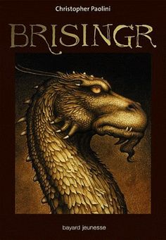 Eragon Tome 3 Brisingr - Christopher Paolini