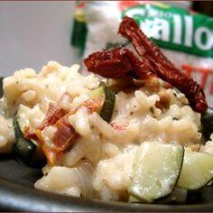 Zucchini Risotto - Allrecipes.com