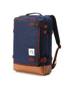Multipocket Backpack (Navy)