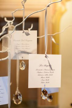 Crystal table plan Idea. #wedding #matrimonio #serendipity555 #modena