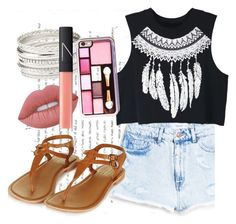 Untitled #116 by lowkeybrenny on Polyvore featuring polyvore fashion style WithChic MANGO Topshop Charlotte Russe Lime Crime NARS Cosmetics clothing