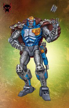 Transformers Beast Wars Transmetal Rattrap