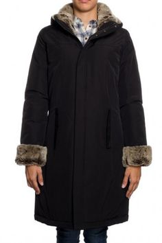WOOLRICH WS BOULDER COAT 112MWWCPS1435-CN02