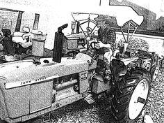 4020 NF Buggy Top Toon