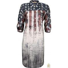 Missy's dress American Stars