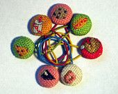 Junk Food Minis Cross Stitch Pattern PDF