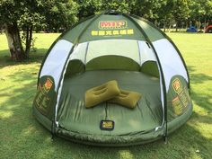 Revolutionize the way you camp! This tent very suitable for family self driving tour camping, Unique and fantastic design embed a PVC bladder, Sleep comfortable, Anti snake and water float. Tenda Camping, Camping Glamping, Camping Life, Camping Hacks, Tent Camping Beds, Camping Survival, Camping Gear, Camping Stuff, Survival Prepping