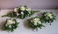 chryzantémy svatební vazba - Hledat Googlem