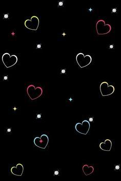 Lip Wallpaper, Cute Black Wallpaper, Iphone Wallpaper Video, Pretty Phone Wallpaper, Flower Phone Wallpaper, Heart Wallpaper, Cute Wallpaper Backgrounds, Cellphone Wallpaper, Pretty Wallpapers