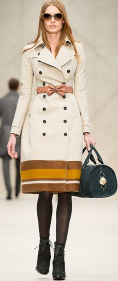 Burberry Trench fabulousness