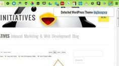 Comment savoir quel est le thème WordPress utilisé par un blog ?