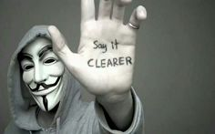 71 Best Anonymous Images On Pinterest Anonymous Political Freedom