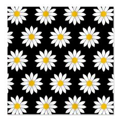 Amazon.com: Maytex Gerbera Daisy PEVA Shower Curtain: Bedding ...