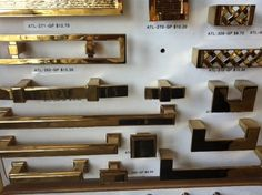 Beautiful furniture hardware ...  {HOH Shop  Liz's Antique hardware is a designer's secret go to source for all decorative hardware and lighting ... like jewelry}