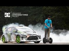 ▶ DC SHOES: Ken Block's Gymkhana THREE, Part 2; Ultimate Playground; l'Autodrome, France - YouTube