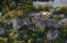 Repin this other view of the University of Notre Dame...  And like us on our Fighting Irish Fan Page at: https://www.facebook.com/ilovethefightingirish