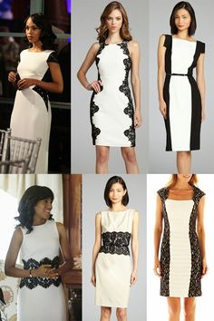 Fashionably Kate: Gladiators: Style Secrets from Olivia Pope