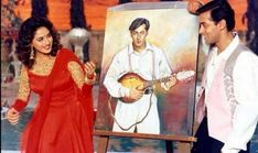Guess this movie name: starer #madhuridixit n #salmankhan