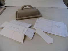 First butter dish prototype