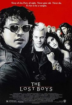 The Lost Boys - Click image to find more Film, Music & Books Pinterest pins