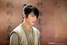"Jung yong hwa in his new role as Park Dalhyang in ""The Three Musketeers"""