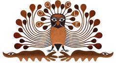 Kenojuak Ashevak's 87th Birthday Google Doodle (Sean Lennox, Canada Now, 3 October 2014)