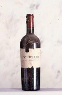 Vin porquerolles La Courtade histoire domaine Richard Auther Henri Laurent Vidal #vin #wine