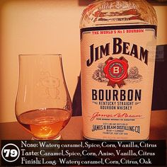 The best selling #bourbon in the world