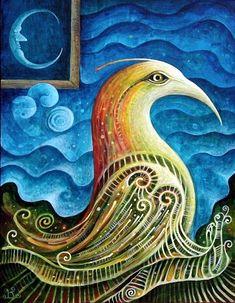 The Dawn Bird by FrodoK on deviantART