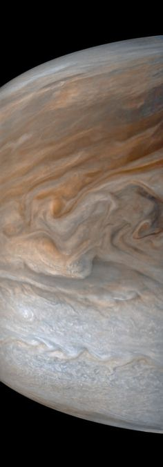 South Equatorial Belt - Juno | JunoCam image of the boundary… | Flickr This image is based on initial processing efforts by Gerald Eichstädt. Image Credit: NASA / J...