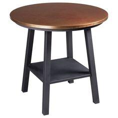 "ethanallen.com - collector's classics sherman end table | 27""x25.5""high $639  | ethan allen | furniture | interior design"