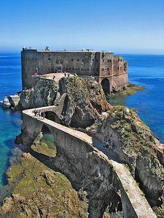 Berlengas Island - Peniche, Portugal