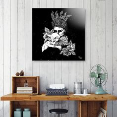 Discover «Princess and Cat», Exclusive Edition Aluminum Print by Irina Popescu - From $75 - Curioos