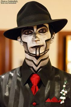 The Spine of Steam Powered Giraffe. I like this better than the all silver look