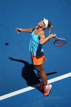 Angelique Kerber, Lawn Tennis, Australian Open, The Championship, Home Photo, Wimbledon, Melbourne, Running, Sports