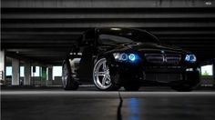 Black Bmw Wallpaper And Stock Images 1366×768 Resolution