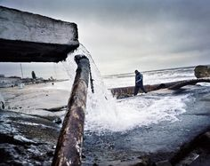 Rafal Milach - Black Sea of Concrete Documentary Photographers, Black Sea, Warsaw, Picture Show, Niagara Falls, Documentaries, Concrete, Waterfall, Fine Art
