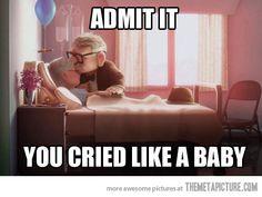 Every single time I watch it.