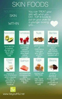 Health and skin tips